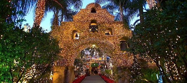 Mission Inn Holiday