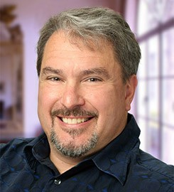 Headshot of Dr. Michel Boudrias