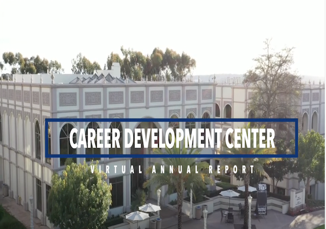 Career Development Center Annual  Report