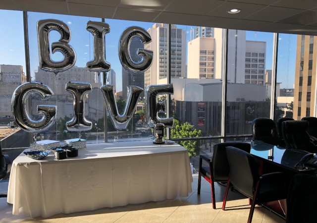 Big Give Event