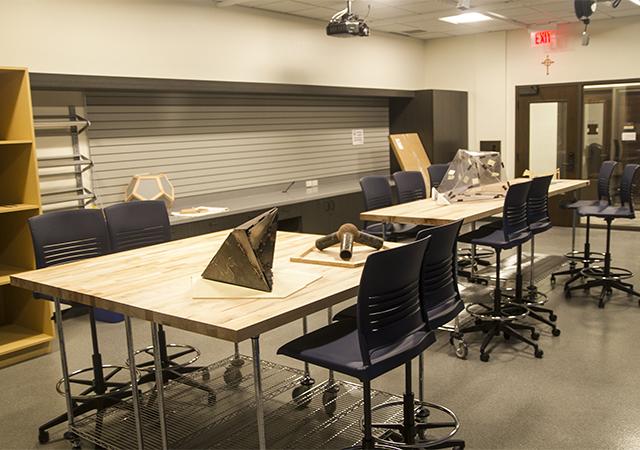 New Math Studio Space