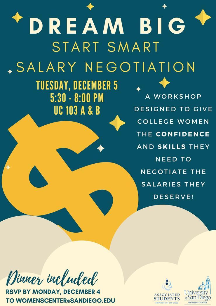 Start Smart Salary Negotiation