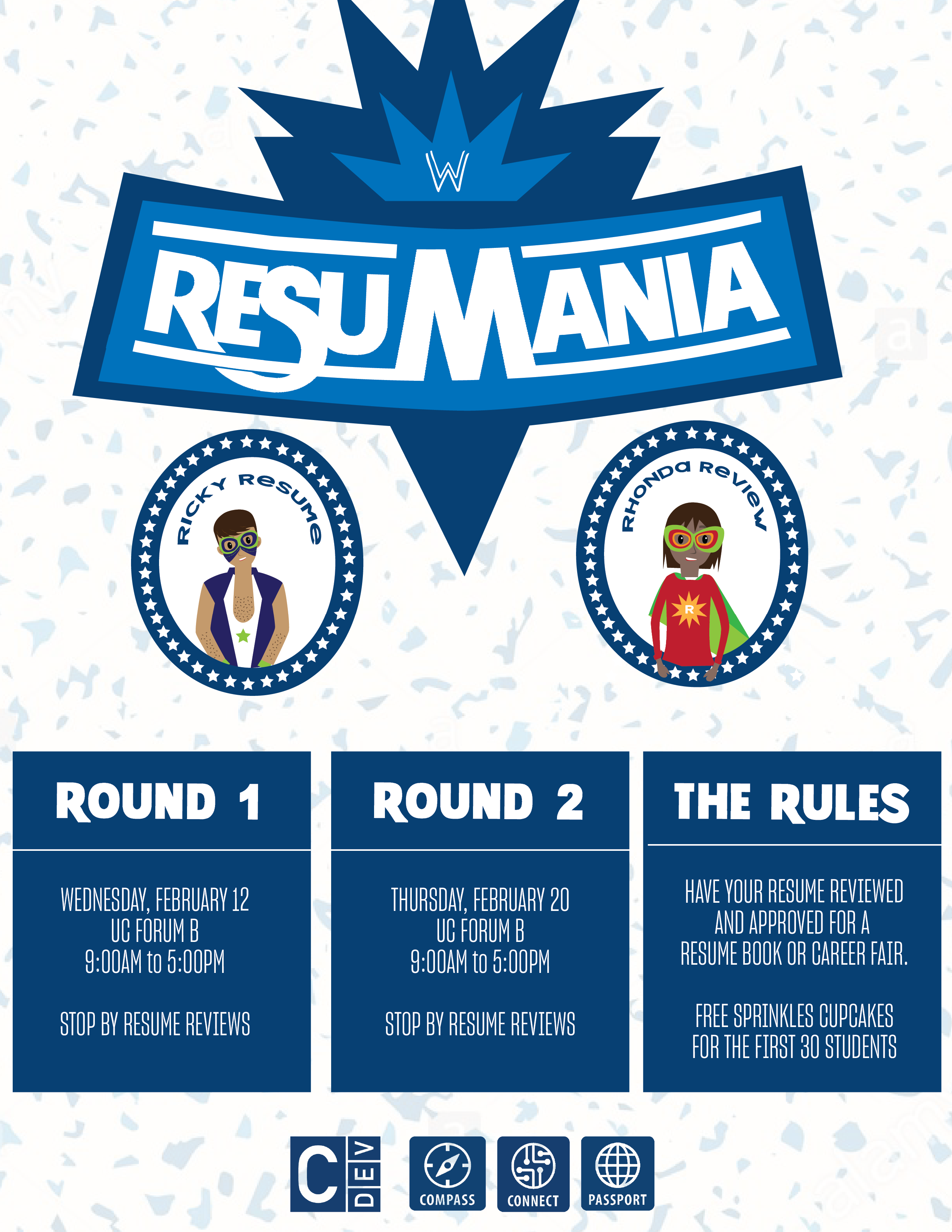 Resumania Flyer