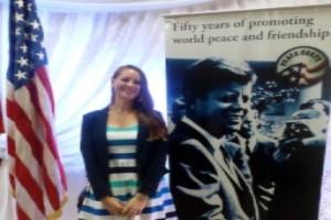 Alumna Peace Corps