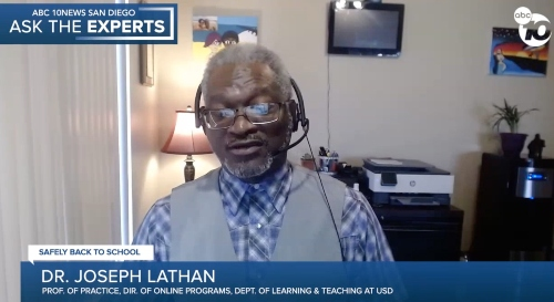 Dr. Joseph Lathan