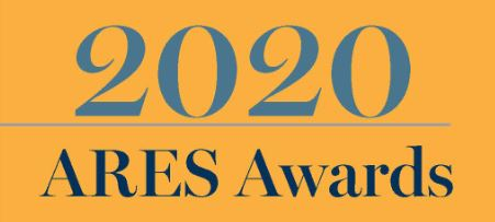Logo of 2020 ARES Awards