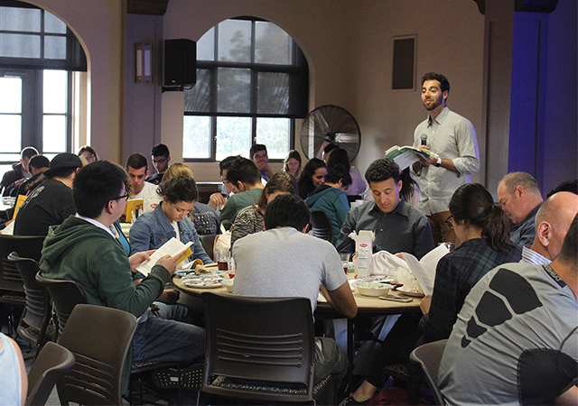 Passover Seder at Spirituality is Served