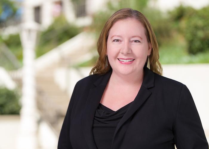 University of San Diego Professor of Management Jennifer Miles