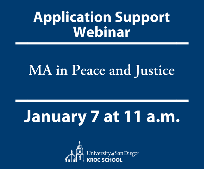 MAPJ application workshop January 7