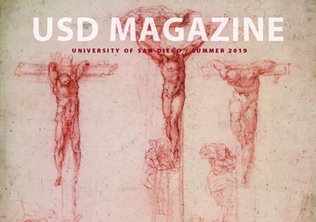 USD Magazine Summer 2019 cover