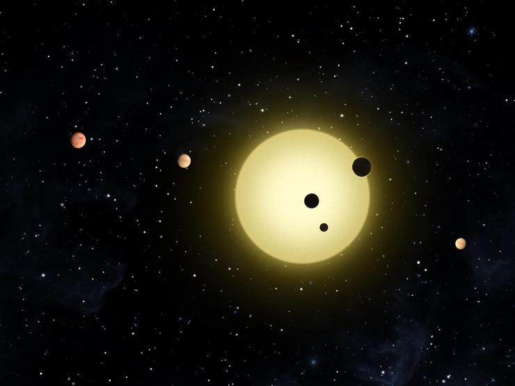 keppler-11 jovian exoplanet