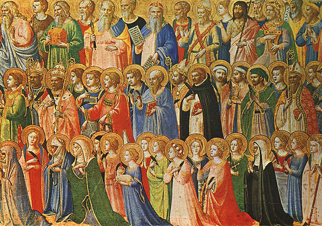 Feast of All Saints and All Souls