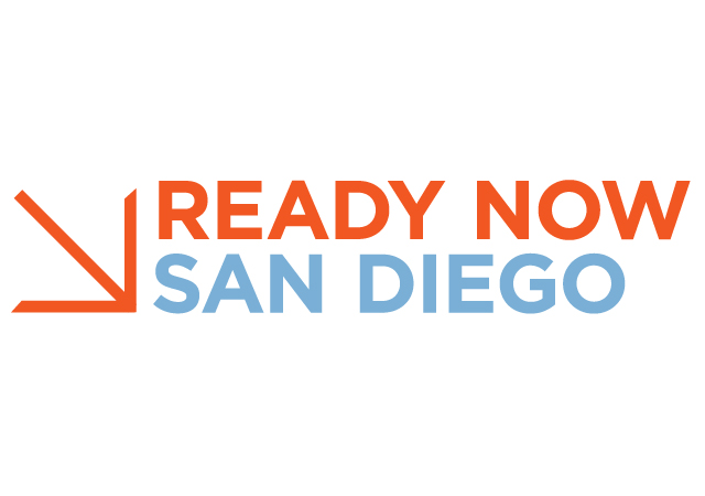 Ready Now San Diego logo