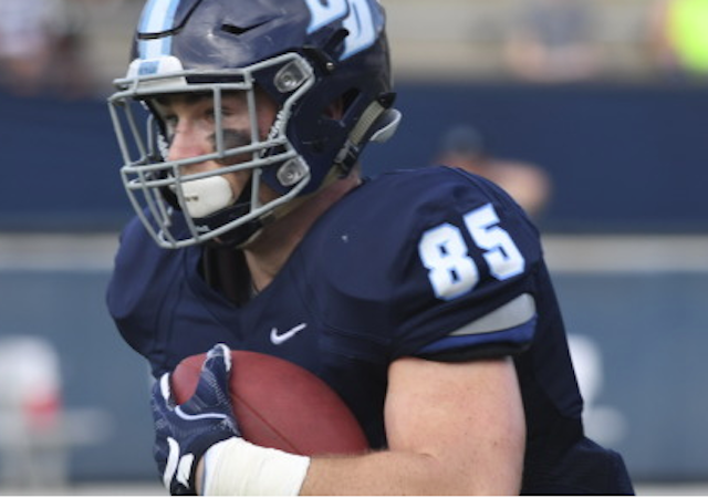 Ross Dwelley Signs with 49ers