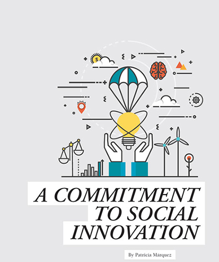 A Commitment to Social Innovation - 2016 Kroc School Magazine