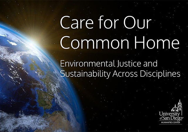 Care for Common Home Series 2020 - Humanities Center