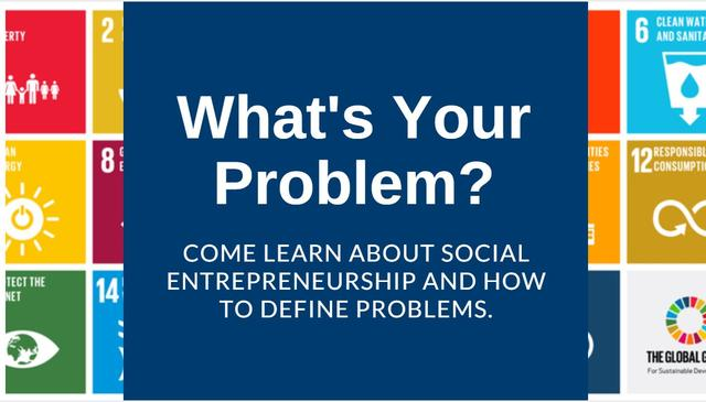 What's Your Problem workshop