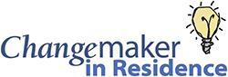 Changemaker in Residence logo