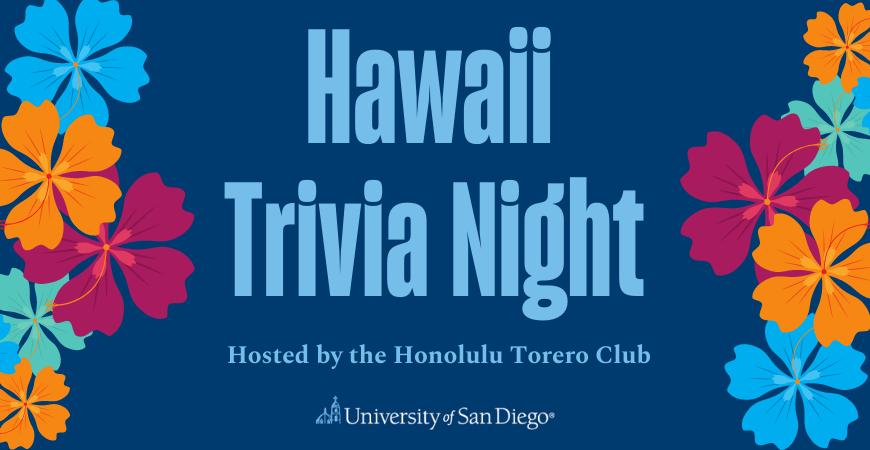 Honolulu Trivia Night