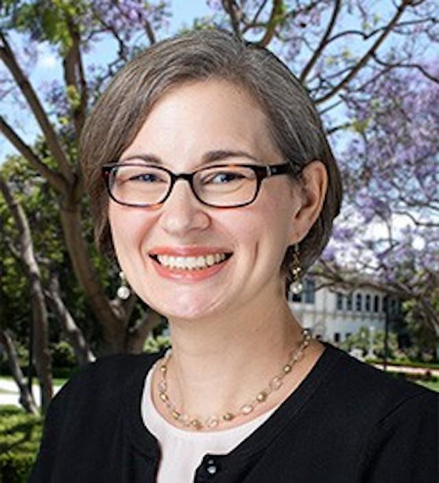 headshot of Dr. Emily Reimer-Barry