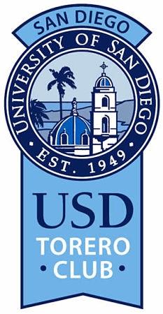 San Diego Torero Club Logo