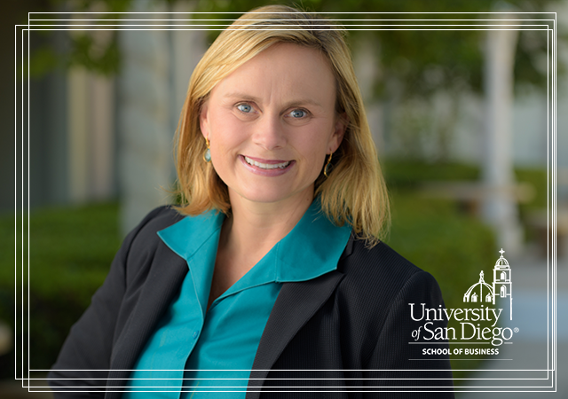 Annalisa Barrett, clinical professor of finance