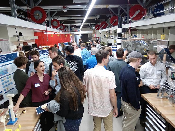 2016 Shiley-Marcos School of Engineering Showcase