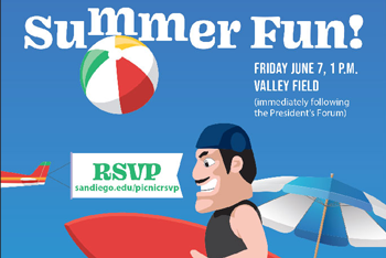 Summer Fun - Friday June 7, 1 p.m.