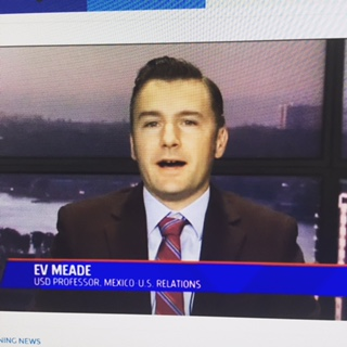 Ev Meade on NBC5 San Diego