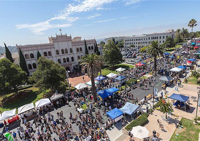 Alcala Bazaar Fall 2017