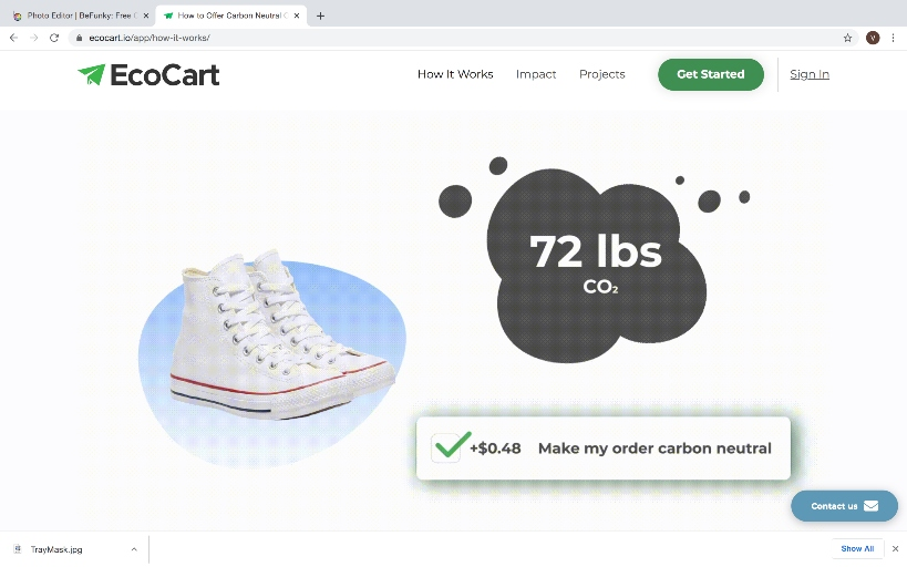EcoCart, USD Alumni Owned Company