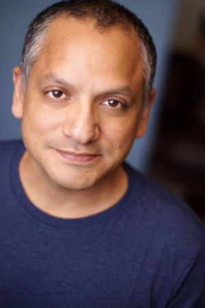headshot of Jesse Perez