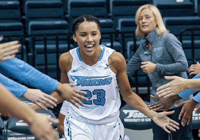 Women's Basketball WCC Schedule Revealed