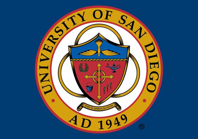 USD Presidential Seal Mark