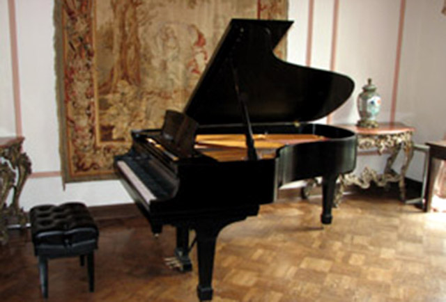 French Parlor Piano