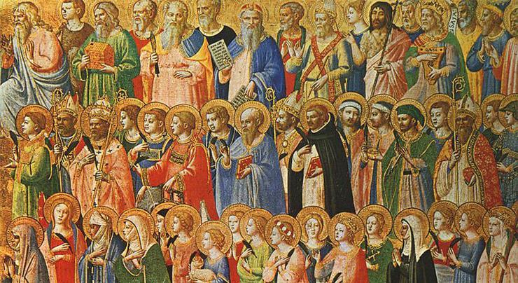 Founders Chapel mass
