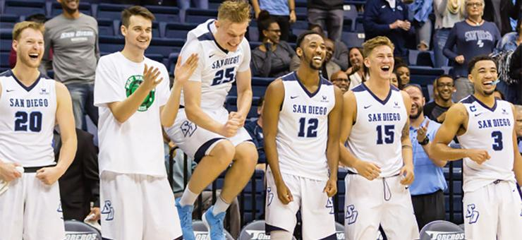 The USD men's basketball team lost to Northern Colorado, 86-75, in a CIT quarterfinal game Thursday, but the team has plenty to be proud of, including the fact it won 20 games in a season.
