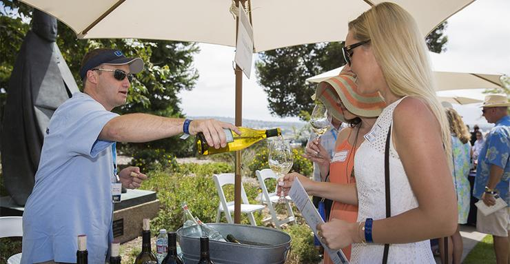 Few tickets remain for the Vintners Dinner on July 15 and the ninth annual USD Wine Classic on July 16. Net proceeds go to the USD Alumni Endowed Scholarship Fund to support USD students.