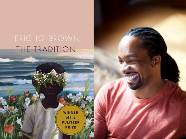 Jericho Brown, The Tradition, Winner of the Pulitzer Prize
