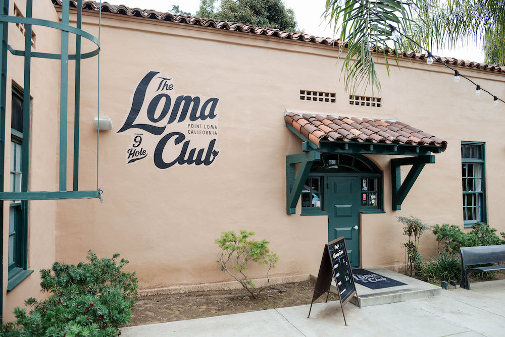 The Loma Club at Liberty Station in Point Loma