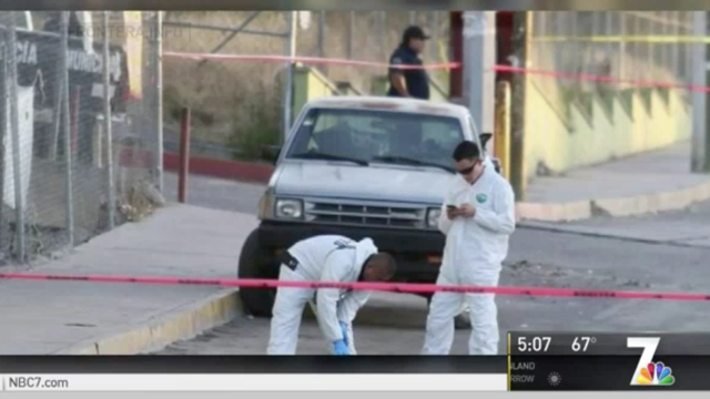 Tijuana Homicides on the Rise