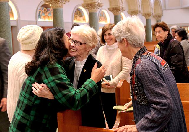 Sister Betsy Walsh