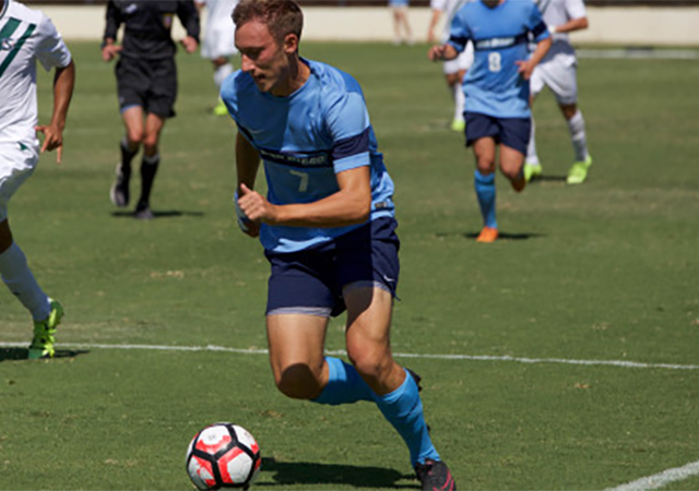 USD Men's Soccer McGrath