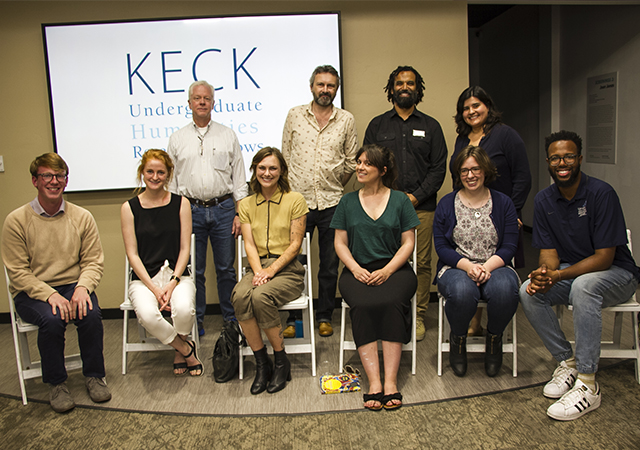 Keck Humanities Fellows