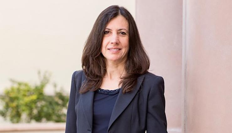 Headshot of USD School of Business Interim Dean, Barbara Lougee