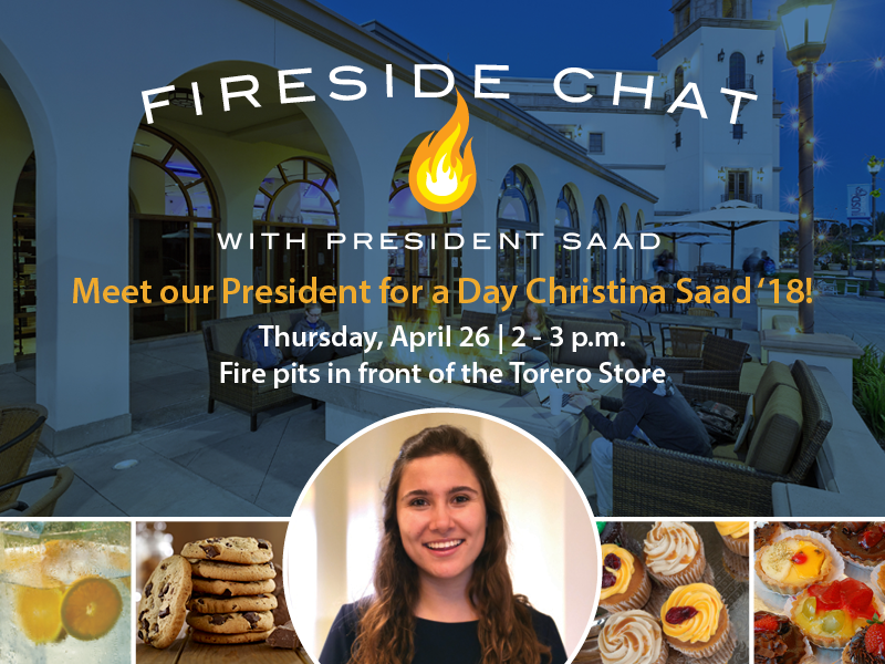 Fireside chat with Christina Saad