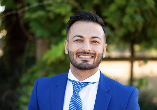 Haydar Majeed Headshot
