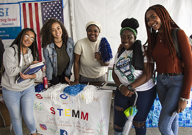 Students of Color STEMM