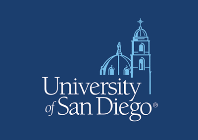 Image is of the USD logo