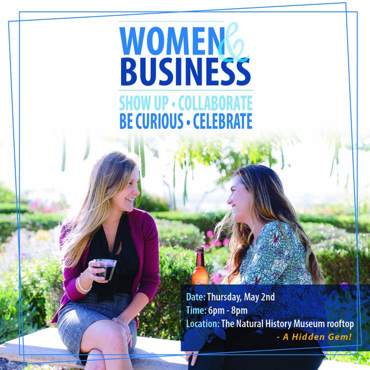 Women & Business May 2 invite